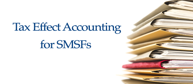 tax effect accounting for smsf