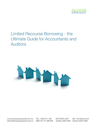 Limited Recourse Borrowing Guide for Accountants and Auditors